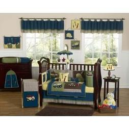 Sweet Jojo Designs 3-Piece Construction Zone Children's and