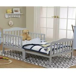 Baby Toddler Bed Kids Children Wood Bedroom Furniture Guard