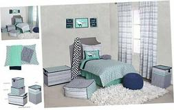 Bacati - Tribal Toddler Bedding Products (4 4 pc Toddler Bed