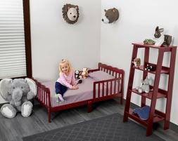 Fizzy Classic Toddler Bed Wooden Safety Rails
