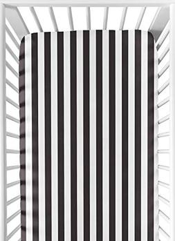 Sweet Jojo Designs Fitted Crib Sheet for Paris Baby or Toddl