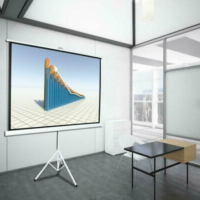 Portable Projection Projector Screen Up Stand