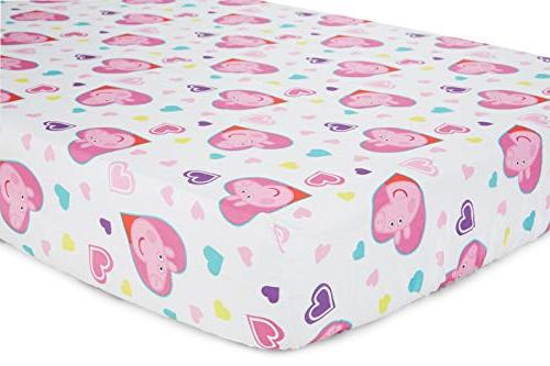 Peppa Pig Adoreable Toddler Bed