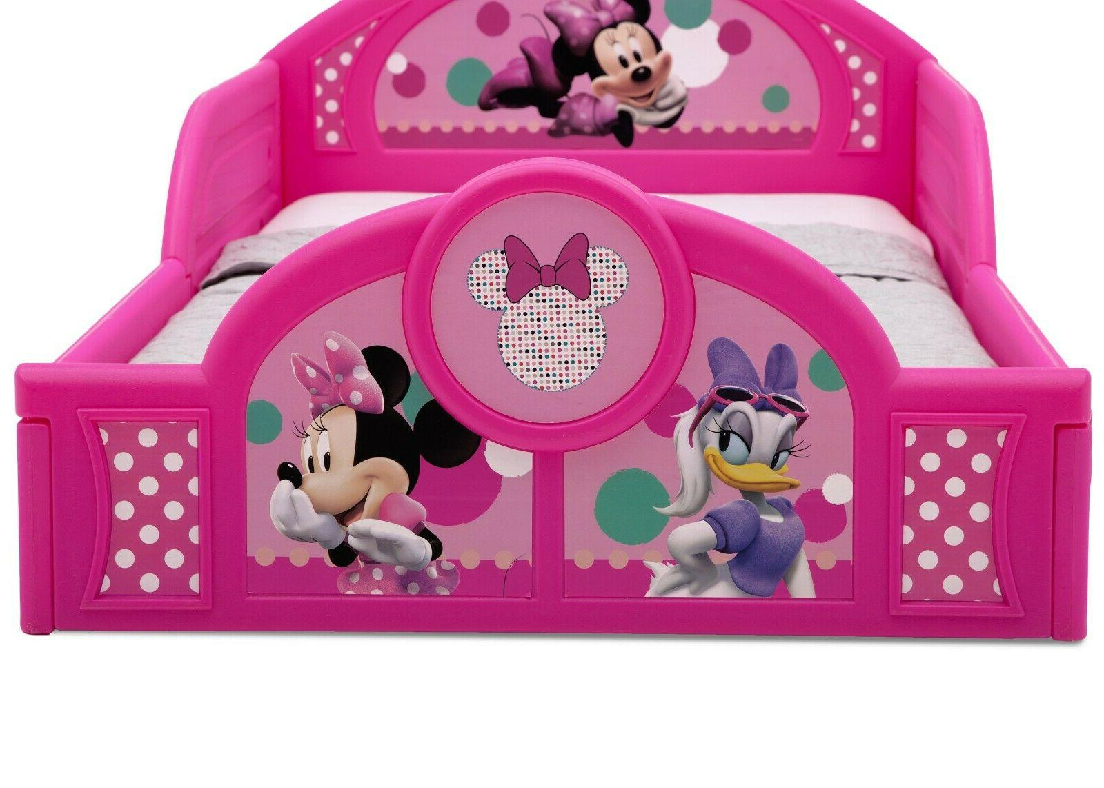 Disney Plastic Sleep and Bed by