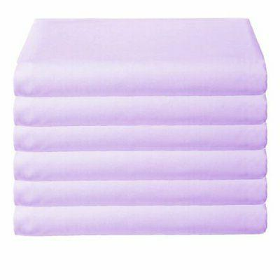 toddler flat sheets for daycare crib lavender