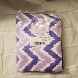 Bacati Mix and Match Zigzag/Dots 3 Piece Toddler Bed Sheet S