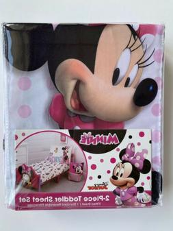 new 2 piece junior minnie mouse toddler