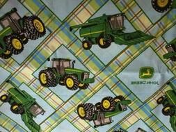 Personalized   John Deere cotton TODDLER SIZE  Pillowcases