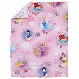 Disney Pretty Princess Toddler Bedding Comforter only - See