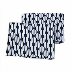 Bacati Sheets Aztec Kilim 2 Piece Crib/Toddler Bed Fitted Co