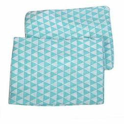 Bacati Sheets Aztec/Tribal Crib/Toddler Bed Fitted Cotton Mu