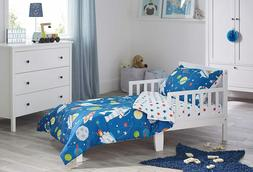 Bloomsbury Mill - 4 Piece Toddler Comforter Set - Magic Unic