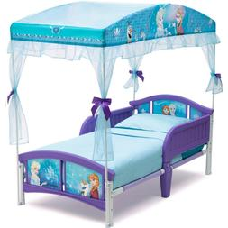 toddler frozen canopy bed disny princess little