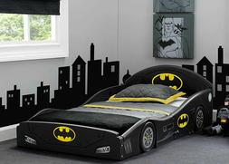 Toddler Kids Child Bed Play Sleep Batman Bedroom Car Guardra