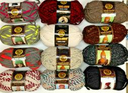 Lion Brand Wool-Ease Thick & Quick Yarn~12 color choices~5 &